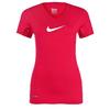 Футболка женская Nike Slim Swoosh SS BL Were - фото 1