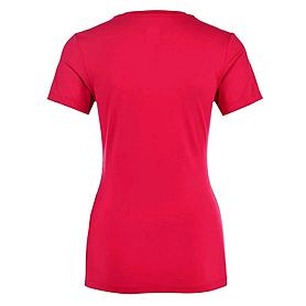 Фото 2 к товару Футболка женская Nike Slim Swoosh SS BL Were