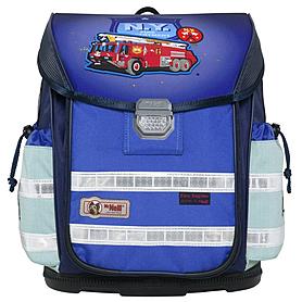 Ранец для школьников ортопедический McNeill Ergo Light 912 Fire Engine