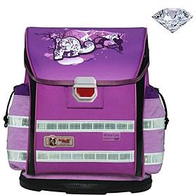 Ранец для школьников McNeill Ergo Light 912 White Cat + подарок