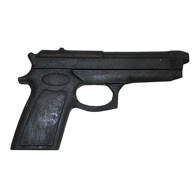 Пистолет тренировочный (резина) C-3550