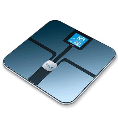 Весы напольные диагностические Beurer BF 800 Black