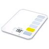 Весы кухонные Beurer  KS 19 White - фото 1