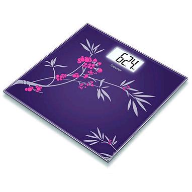 Весы напольные Beurer Spring GS 207  (стеклянные)