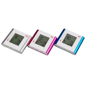 Шагомер 3D Kyto PDM-2612 + USB красный