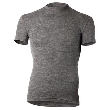 Термофутболка мужская Norveg Soft T-Shirt серый меланж