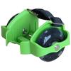 Ролики на пятку Flashing Roller 80 кг зеленые - фото 1