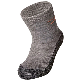 Термоноски детские Norveg Multifunctional Kids Socks серый меланж - M