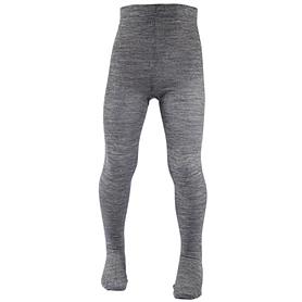 Колготки детские Norveg Soft Merino Wool Kids серый меланж - 86-92