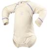 Термободи детское с длинным рукавом Norveg Soft молочное - фото 1