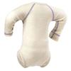 Термободи детское с длинным рукавом Norveg Soft молочное - фото 2
