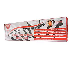 Фото 2 к товару Набор ножей Contour Pro Knives