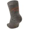Термоноски детские Norveg Soft Merino Wool Kids серые - фото 2