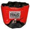 Шлем с маской (кожа) Everlast красный - фото 2