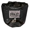 Шлем с маской (кожа) Everlast черный - фото 2