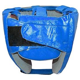 Фото 2 к товару Шлем тренировочный PU Matsa синий