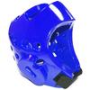 Шлем для тхэквондо WTF синий - фото 2