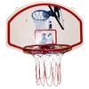 Щит баскетбольный с кольцом и сеткой BA-3522 (90х60 см) - фото 1