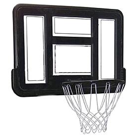 Щит баскетбольный с кольцом и сеткой BA-3523 (110х75 см)