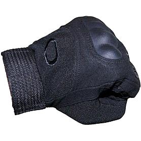 Фото 3 к товару Перчатки тактические полнопалые Oakley 94025 черные