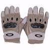 Перчатки тактические полнопалые Oakley 96548 коричневые - фото 1
