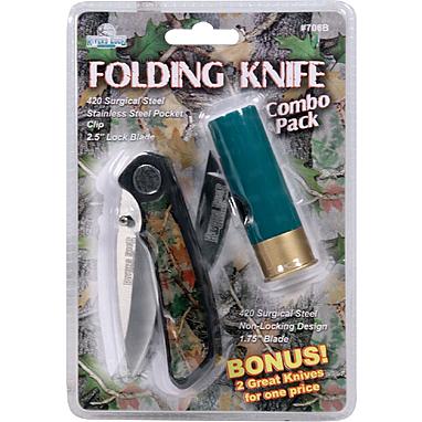 Набор складных ножей Rivers Edge