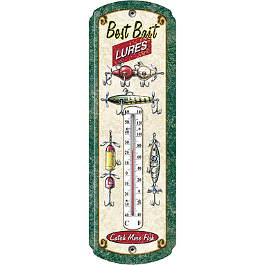 Термометр Rivers Edge Fishing Lure Tin Thermometer 45х12 см