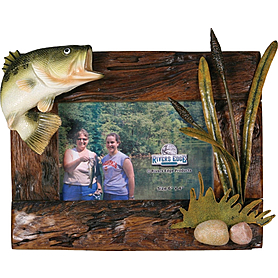Фото 1 к товару Фоторамка Rivers Edge Bass Firwood Frame