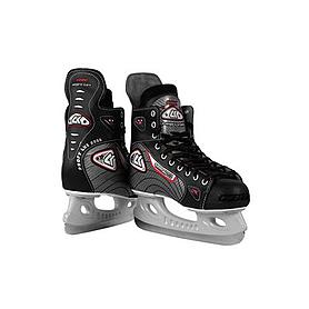 Фото 1 к товару Коньки хоккейные полупрофессиональные Profy Lux 5000 Спортивная коллекция
