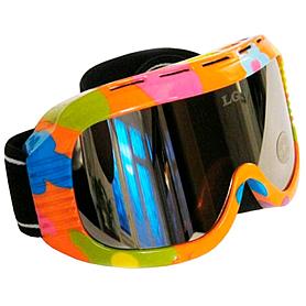 Очки горнолыжные детские Legend LG7004