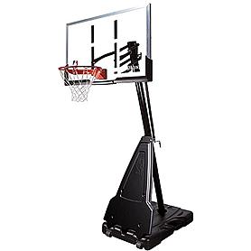 """Стойка баскетбольная (мобильная) Spalding Platinum 54"""""""
