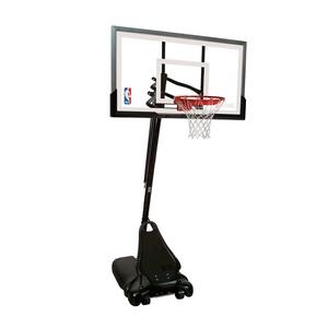 Стойка баскетбольная (мобильная) Spalding Gold 48