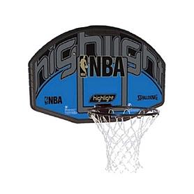 "Щит баскетбольный Spalding NBA Highlight 44"" Fan Comp. Combo (97х55 см)"