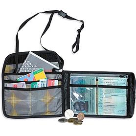 Фото 3 к товару Кошелек на шею Tatonka Travel Wallet TAT 2915 black