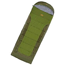Мешок спальный (спальник) Pinguin Blizzard XL левый зеленый