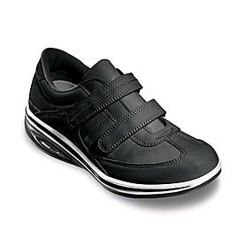 Фото 2 к товару Ботинки женские черные WalkMaxx