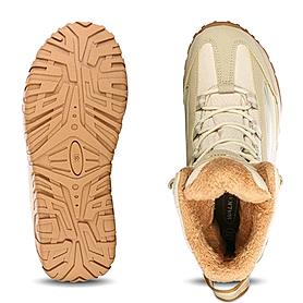Фото 3 к товару Ботинки зимние бежевые WalkMaxx