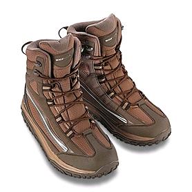 Фото 1 к товару Ботинки зимние коричневые WalkMaxx