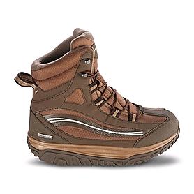 Фото 3 к товару Ботинки зимние коричневые WalkMaxx