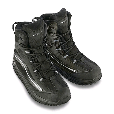 Ботинки зимние черные WalkMaxx