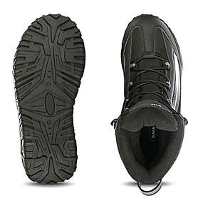 Фото 2 к товару Ботинки зимние черные WalkMaxx
