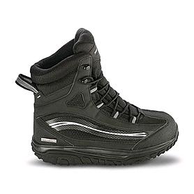 Фото 3 к товару Ботинки зимние черные WalkMaxx