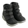Ботинки на танкетке женские, черные WalkMaxx - фото 2