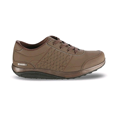 Ботинки со шнурками коричневые WalkMaxx