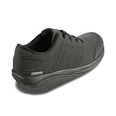 Ботинки со шнурками черные WalkMaxx