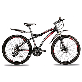 "Велосипед Premier Galaxy Disc - 26"", рама - 17"", черный (TI-12594)"