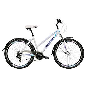 Фото 1 к товару Велосипед городской женский NORMAN Lady Bliss 26
