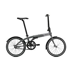 """Велосипед складной Tern Link Uno 20"""" серый"""