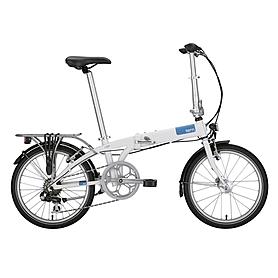 """Велосипед складной Tern Link С7 20"""" белый"""