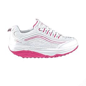 Фото 1 к товару Кроссовки розово-белые WalkMaxx